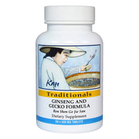 Ginseng and Gecko Formula