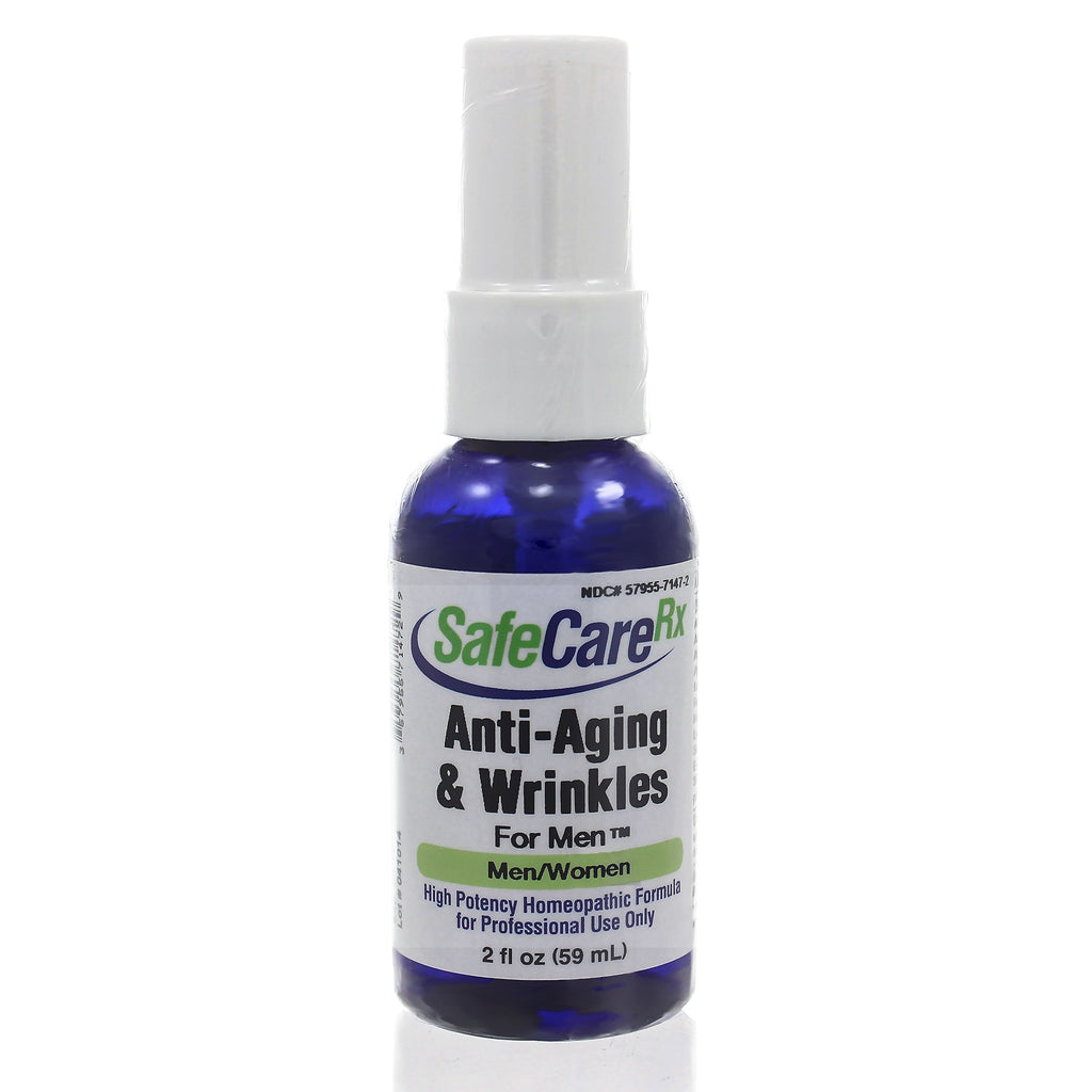 Anti-Aging and Wrinkles for Men