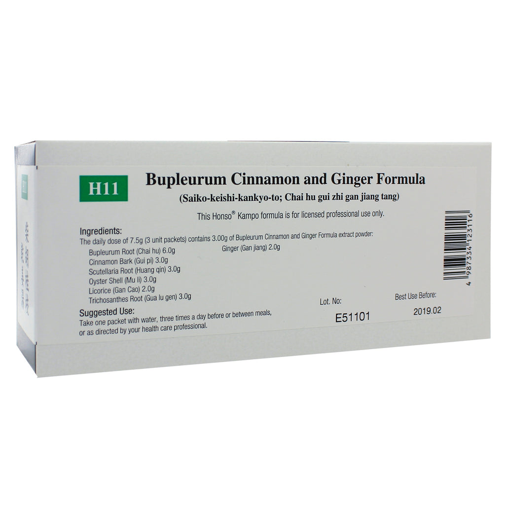 Bupleurum Cinnamon and Ginger(H11)1bx