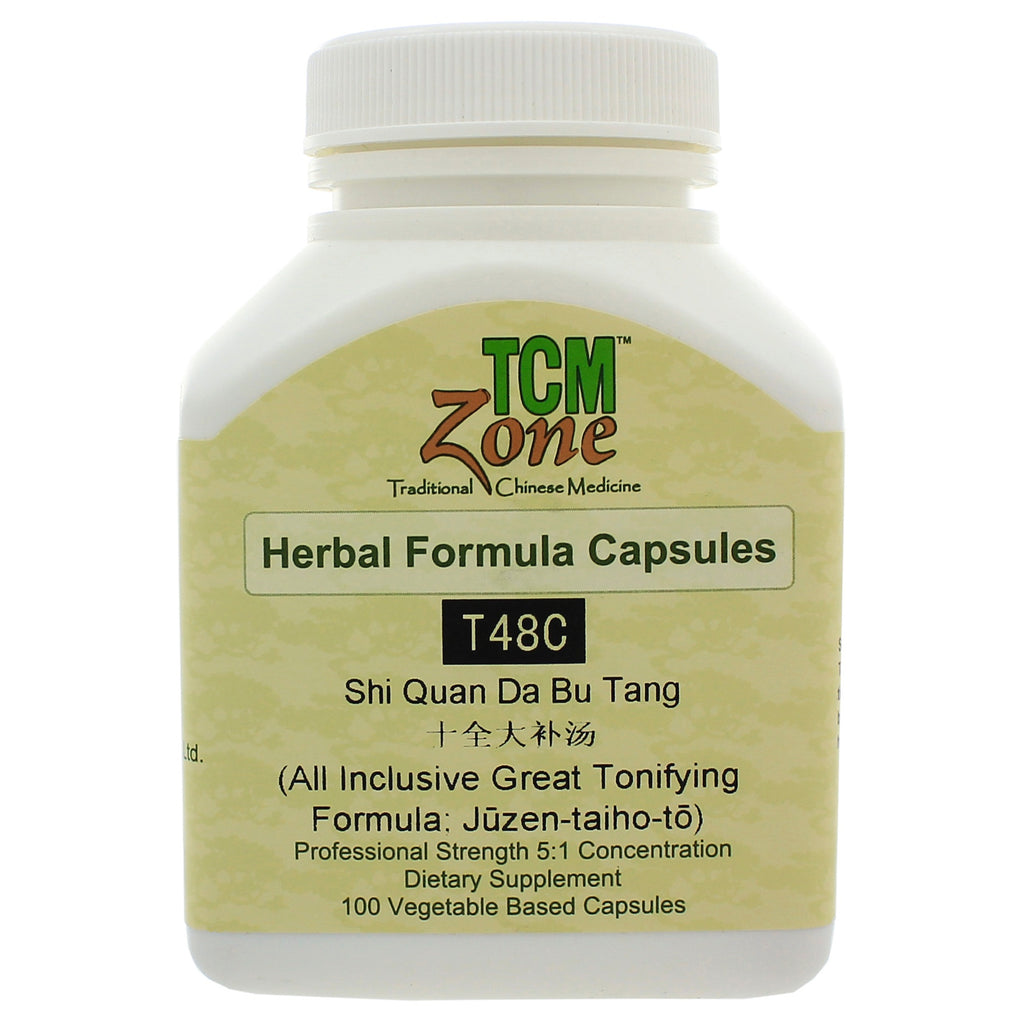 All-Inclusive Great Tonifying Formula (T48) Capsules