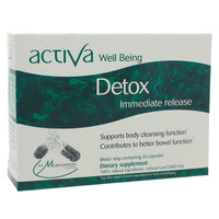 Well-Being Detox - microgranule