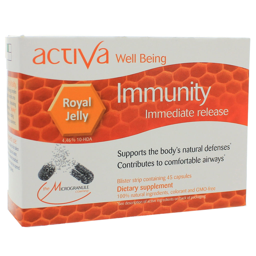 Well-Being Immunity - microgranule