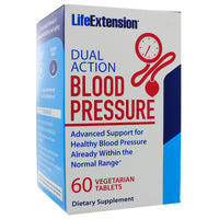 Dual Action Blood Pressure
