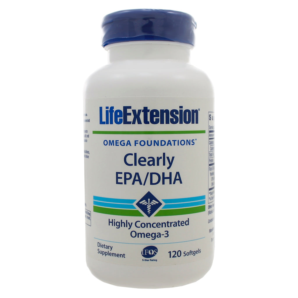 Clearly EPA/DHA