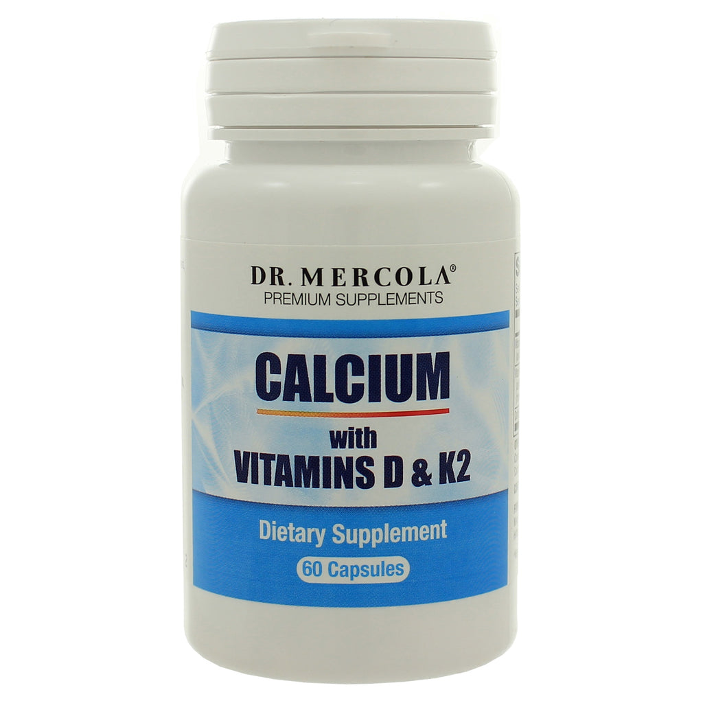 Calcium with Vitamins D and K2