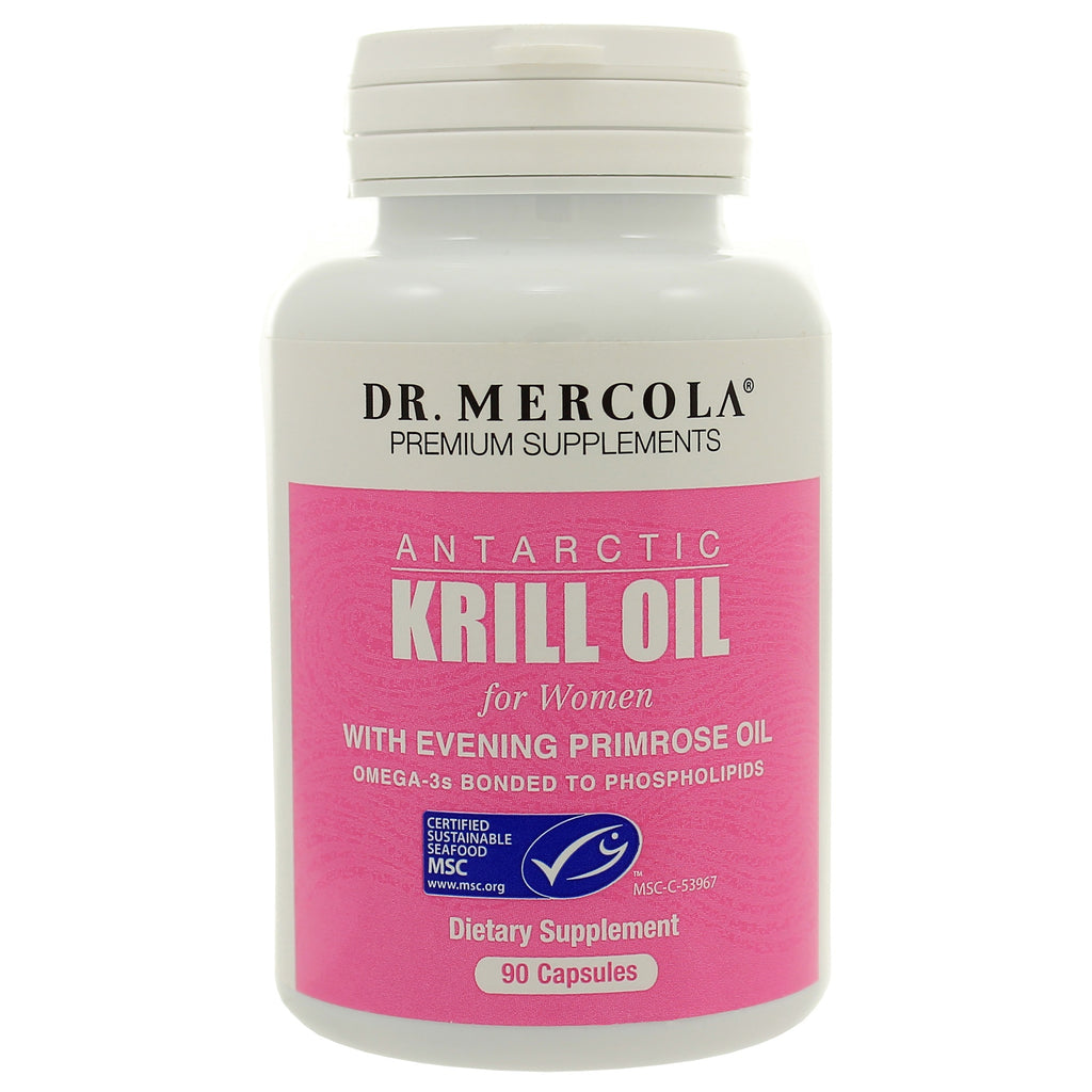 Krill Oil for Women with EPO