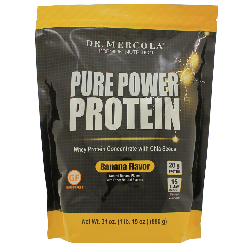 Pure Power Protein Banana
