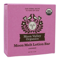 Moon Melt Lotion Bar Lavender