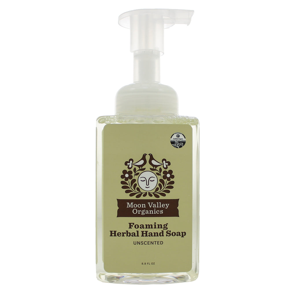 Unscented Herbal Hand Soap