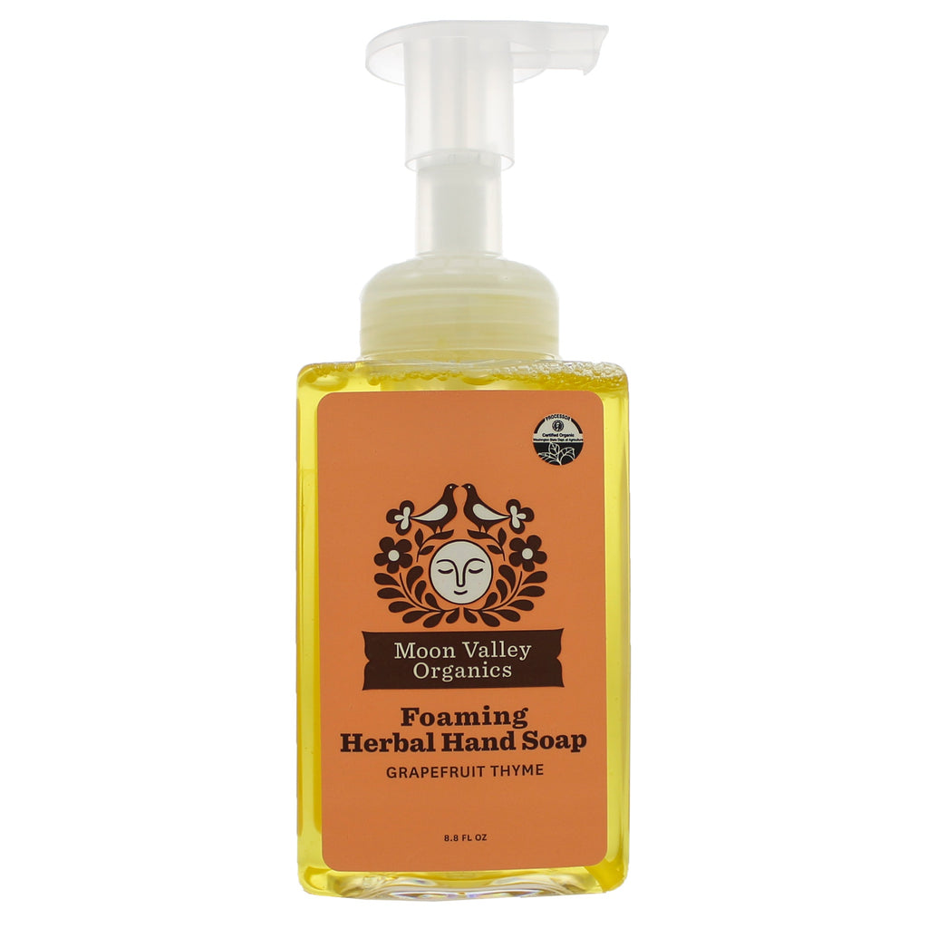 Grapefruit Thyme Herbal Hand Soap