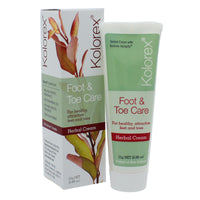 Foot and Toe Care Cream (Kolorex)