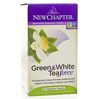 Green and White Tea Force