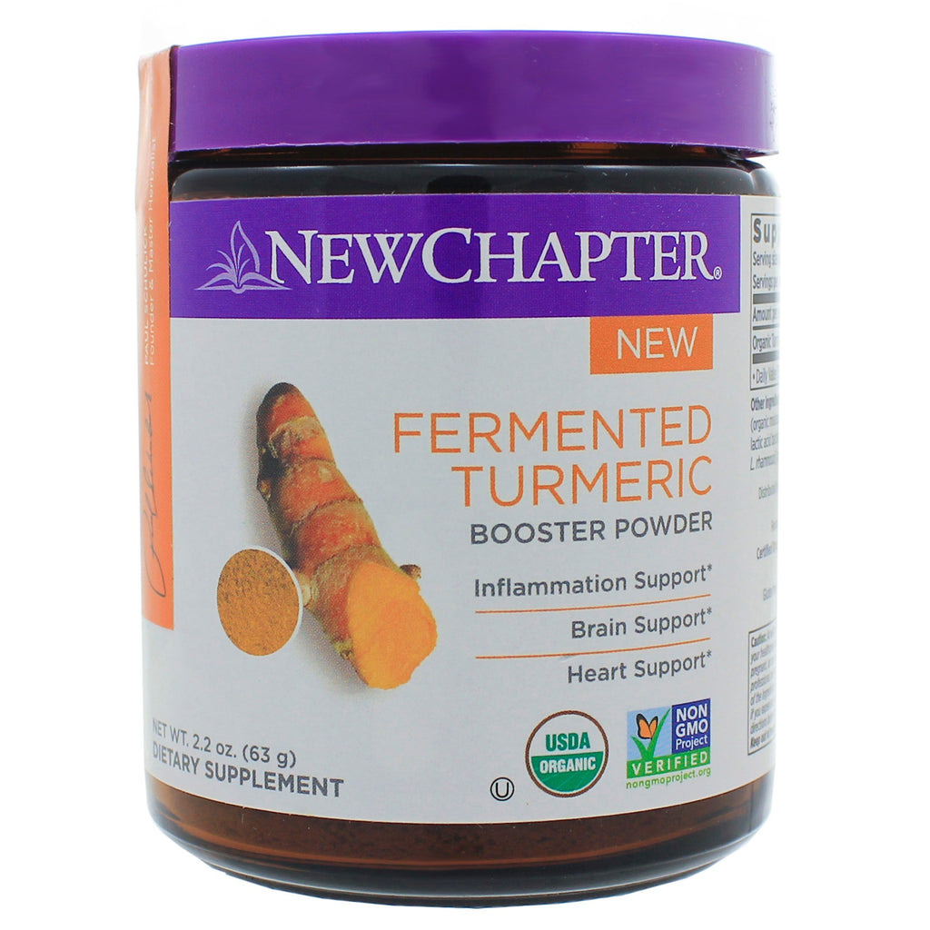 Fermented Turmeric Powder Booster
