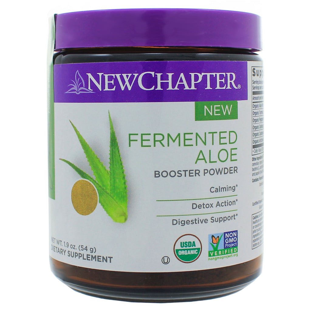 Fermented Aloe Powder Booster