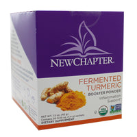 Fermented Turmeric Powder Tea Box