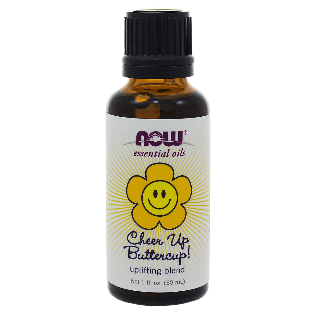 Cheer Up Buttercup Uplifting Oils