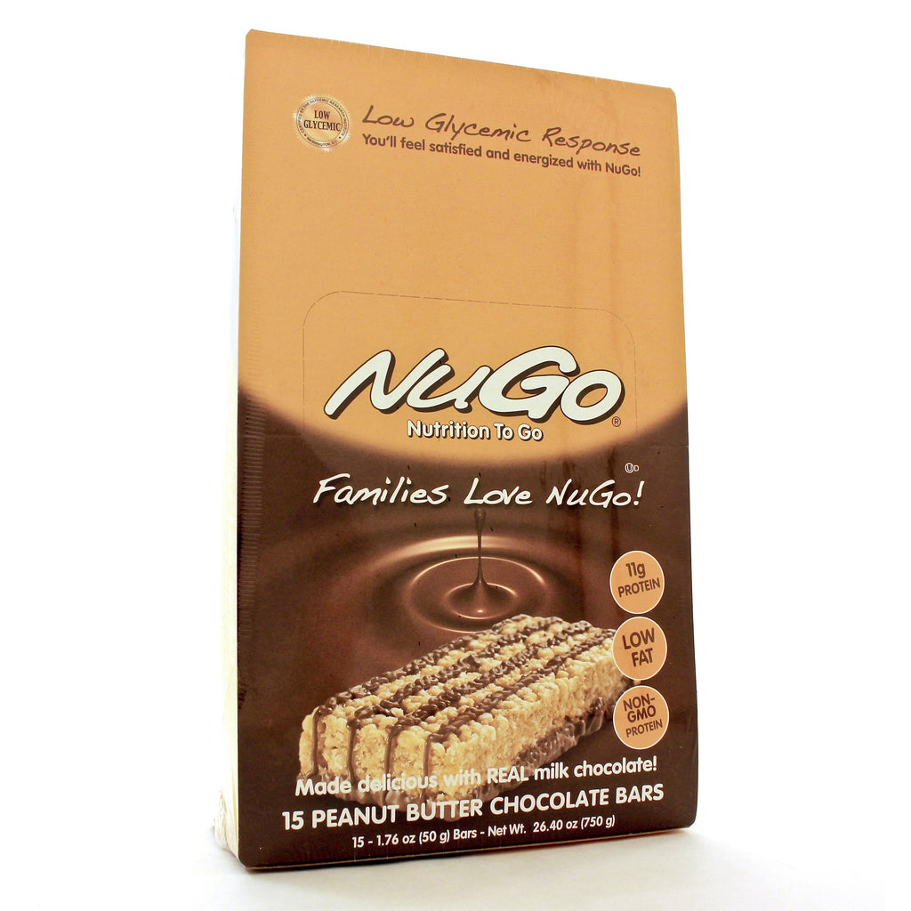 NuGo Family - Peanut Butter Chocolate