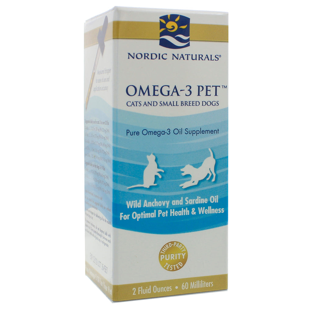 Omega-3 Pet (Cats and small dogs)