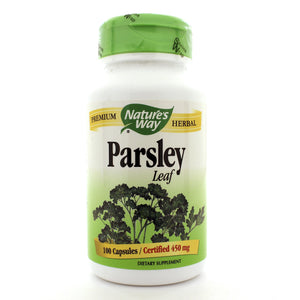 Parsley Leaf 450mg