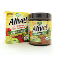 Alive! Organic Vitamin C powder