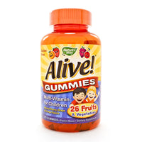 Alive! Childrens Multi Gummies