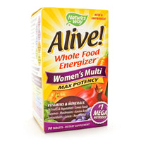 Alive! Womens Multi Max Potency