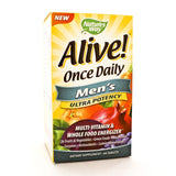 Alive! Once Daily Mens Multi (Ultra Potency)
