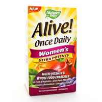 Alive! Once Daily Womens Multi (Ultra Potency)