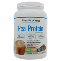 Pea Protein Chocolate (Hypoallergenic)