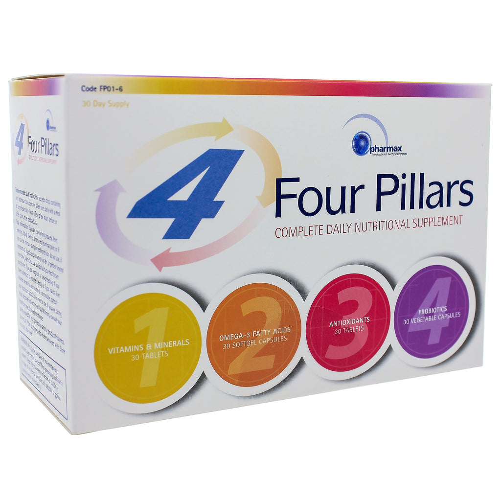 Four Pillars Daily Supplement