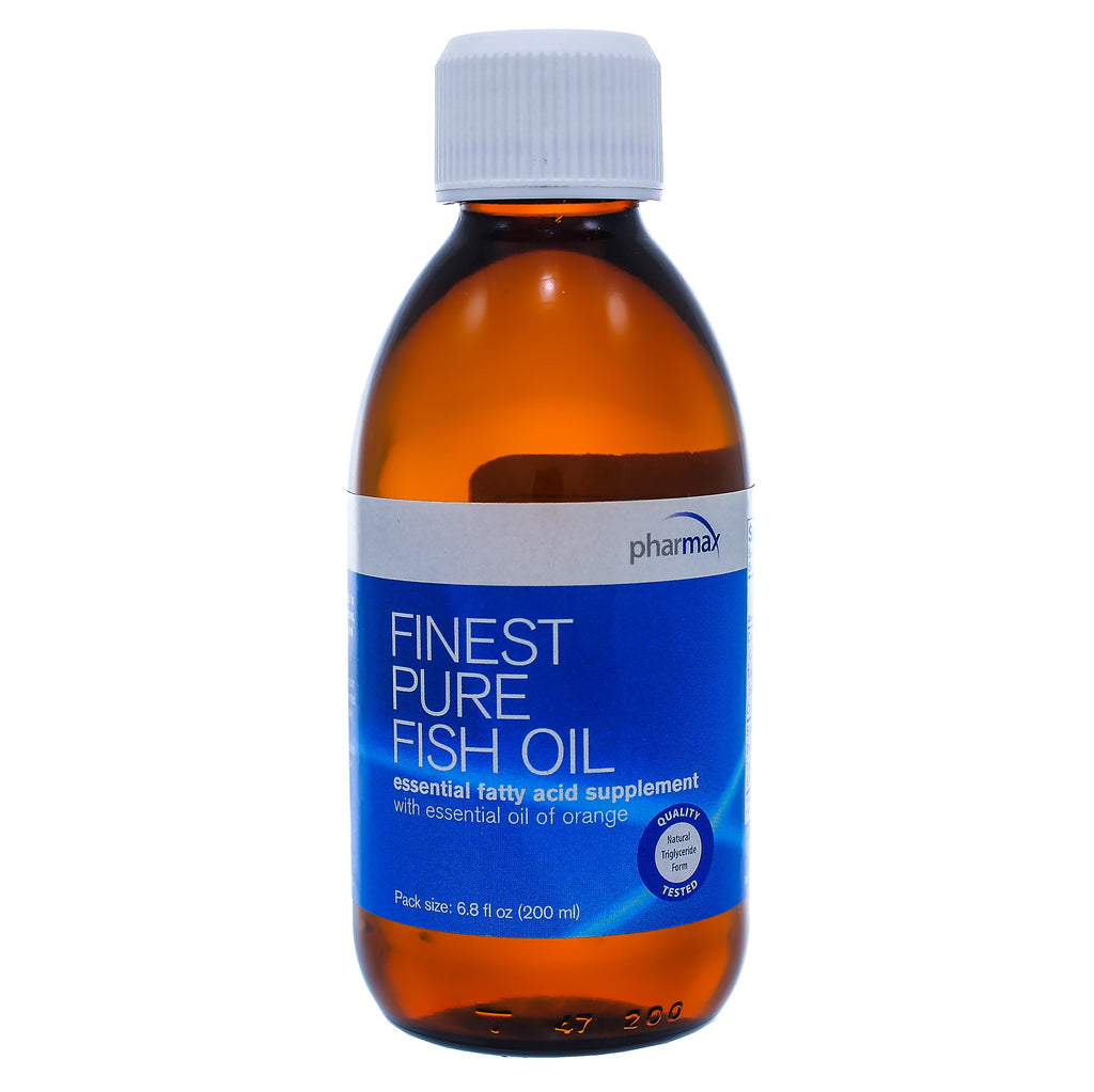 Finest Pure Fish Oil Orange