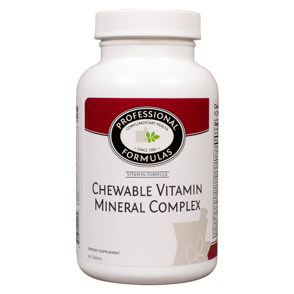Chewable Vitamin/Mineral