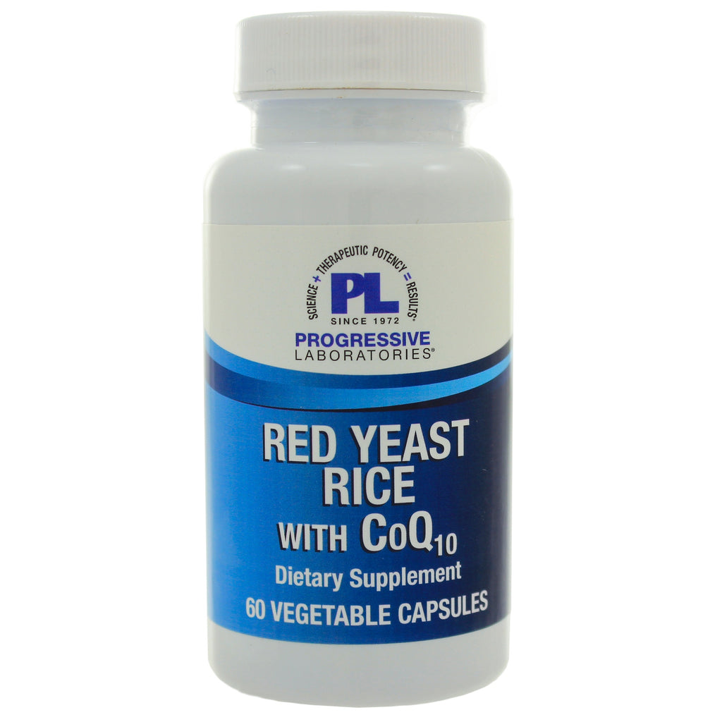 Red Yeast Rice w/CoQ10