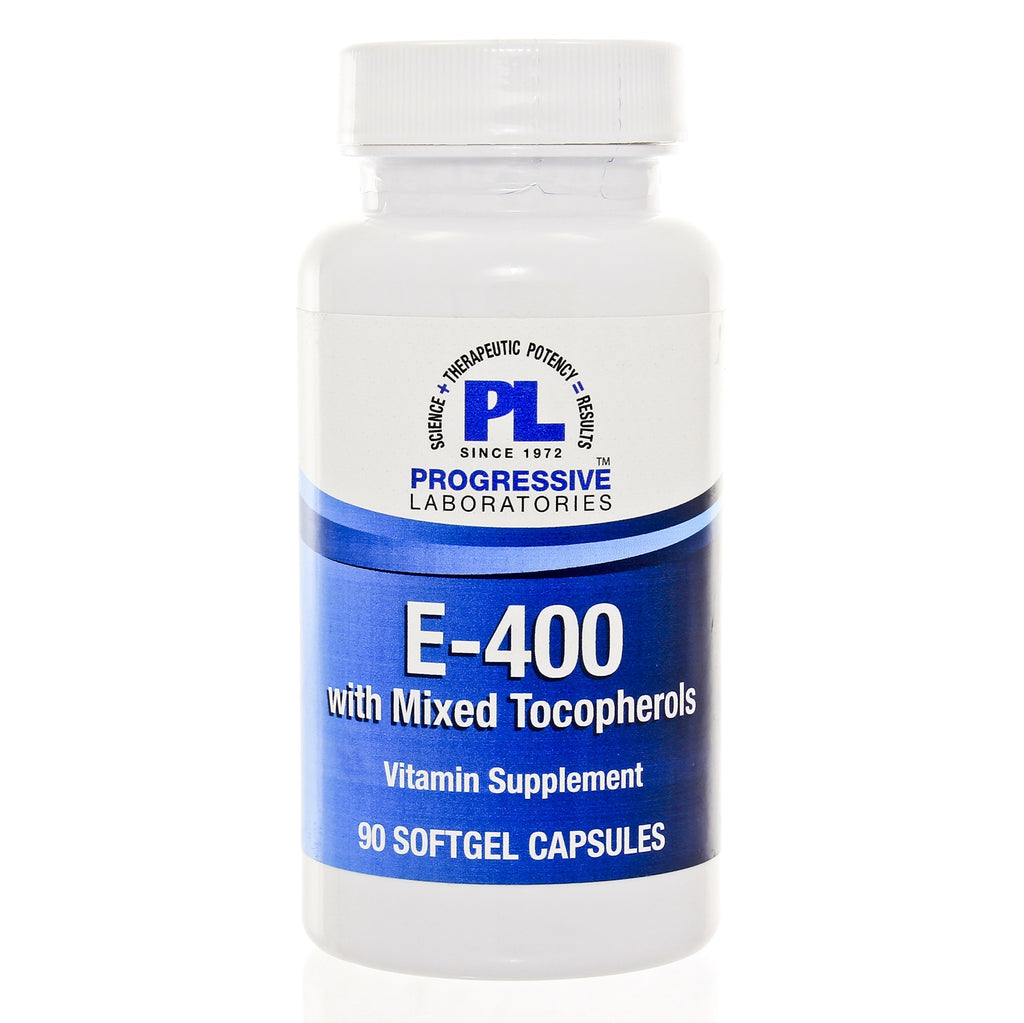 E-400 w/Mixed Tocopherols