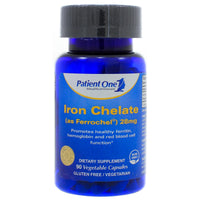 Iron Chelate 28mg