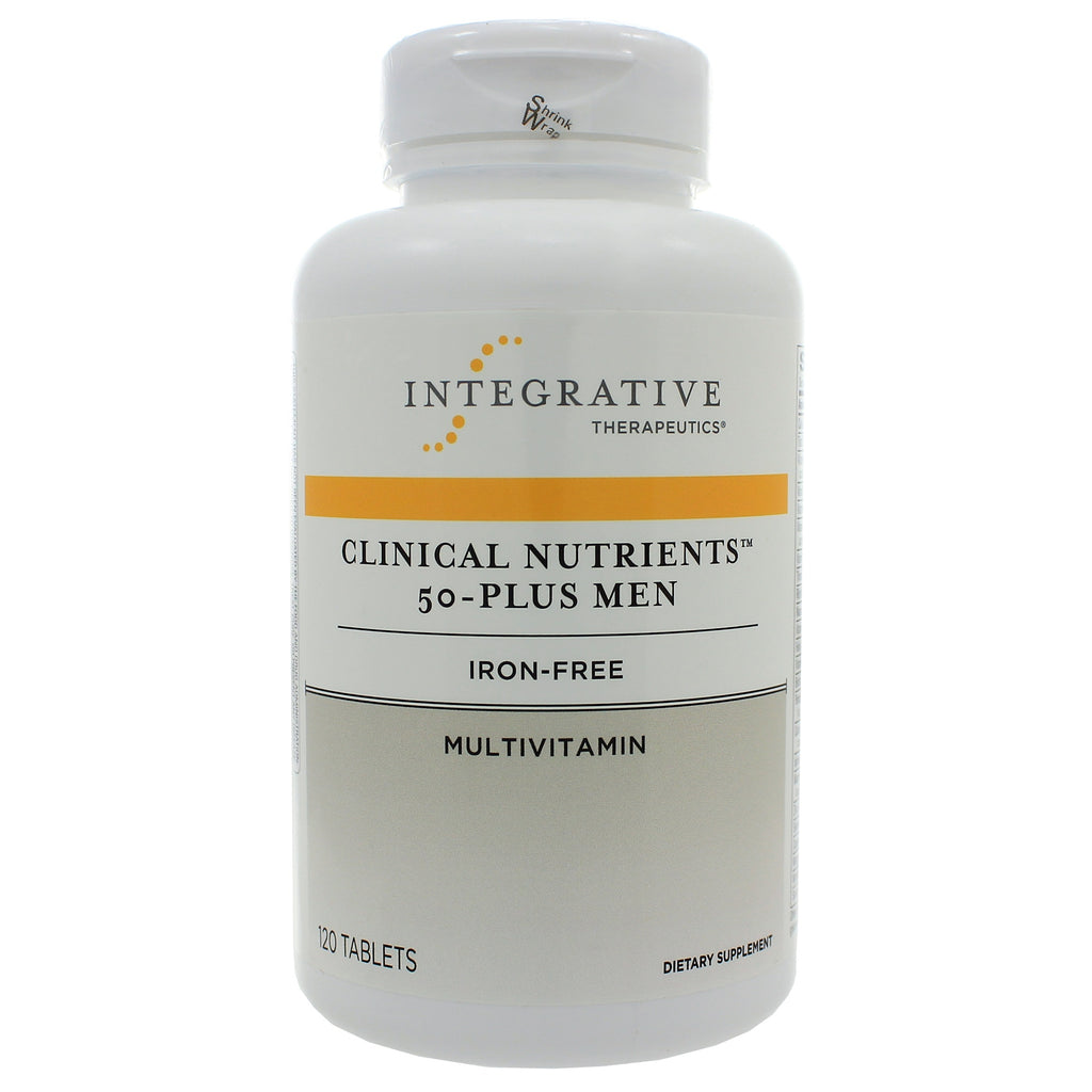 Clinical Nutrients 50+ Men