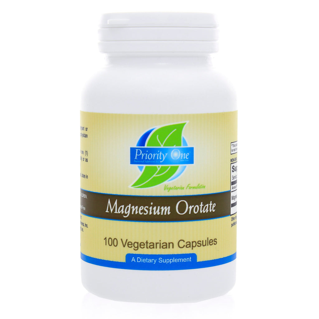 Magnesium Orotate 50mg