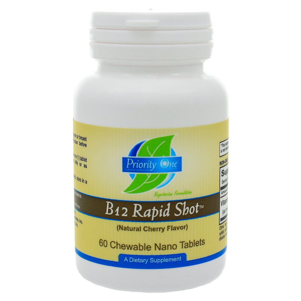 B-12 Rapid Shots (sublingual)