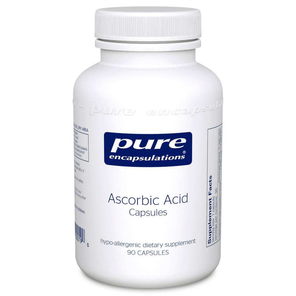 Pure Ascorbic Acid capsules (1000mg)