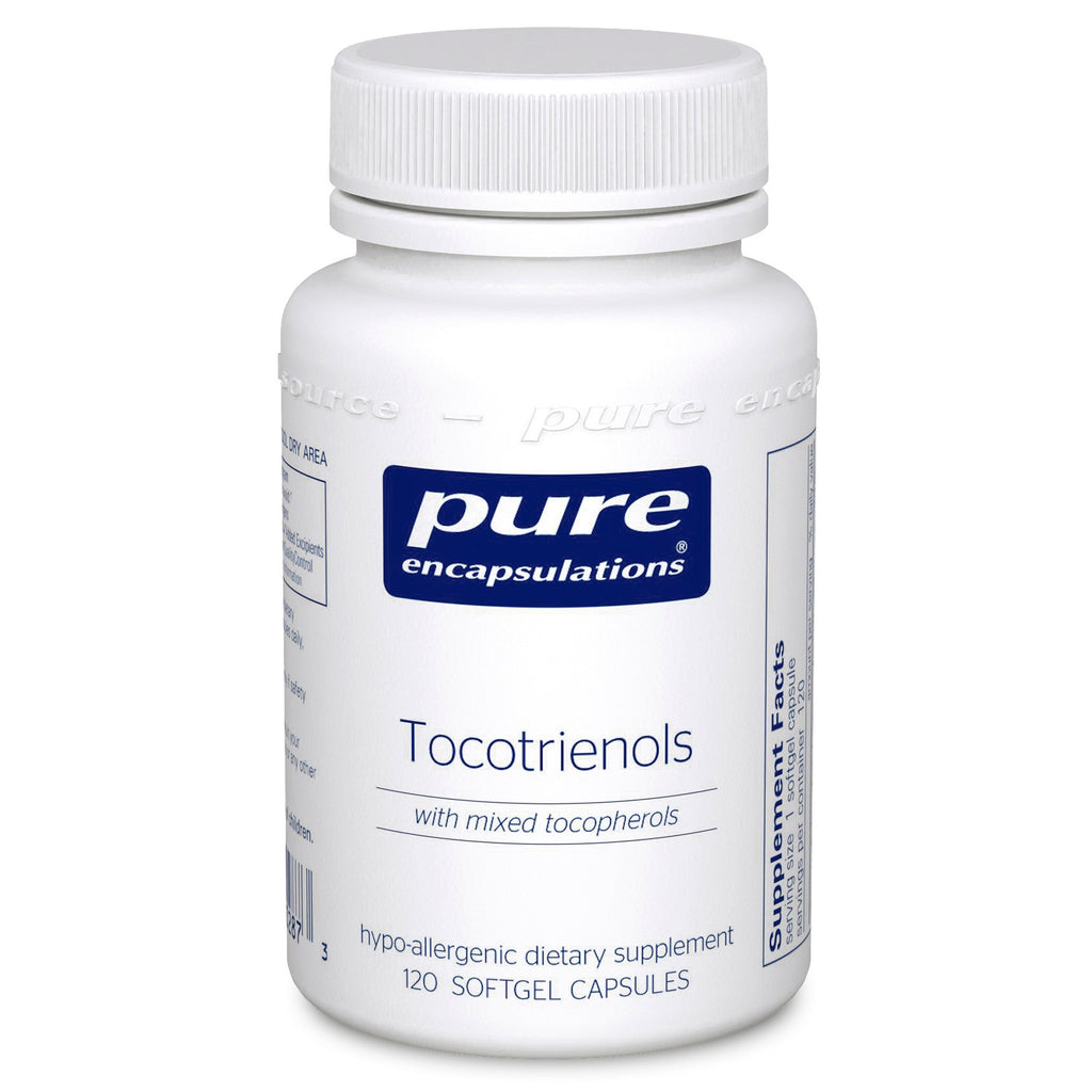 Tocotrienols (mixed tocopherols)