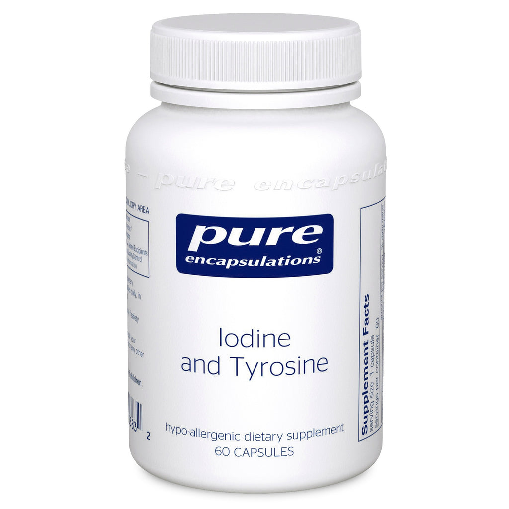 Iodine and Tyrosine