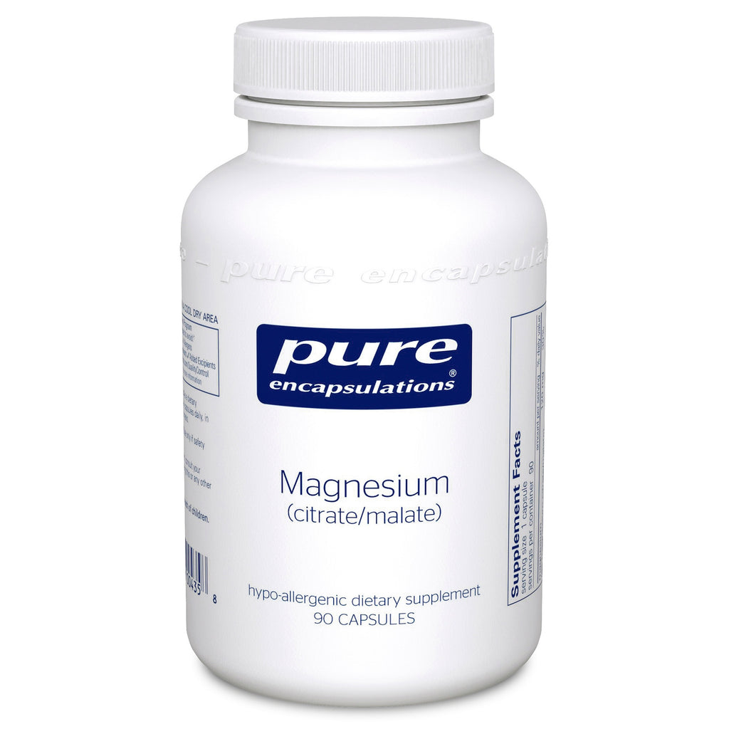 Magnesium (citrate/malate)