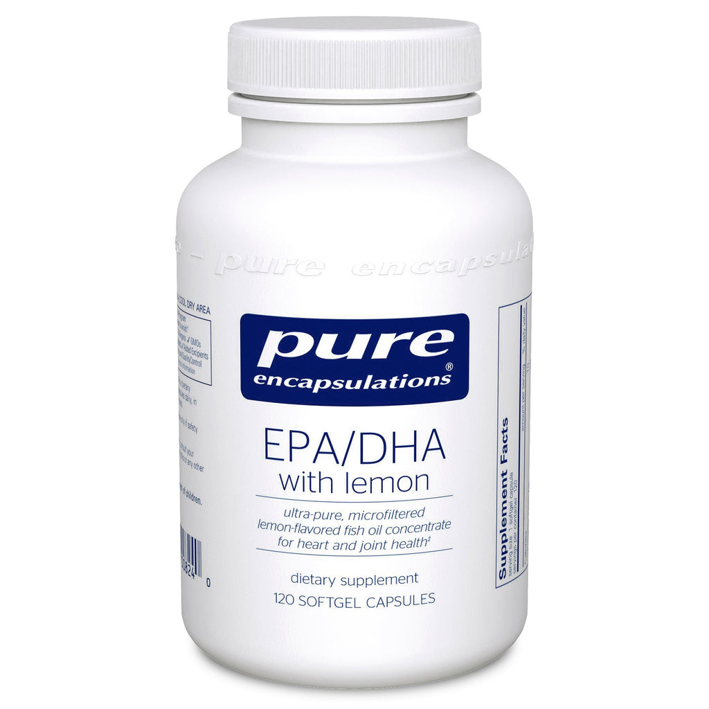 EPA/DHA 900mg with lemon 60sg