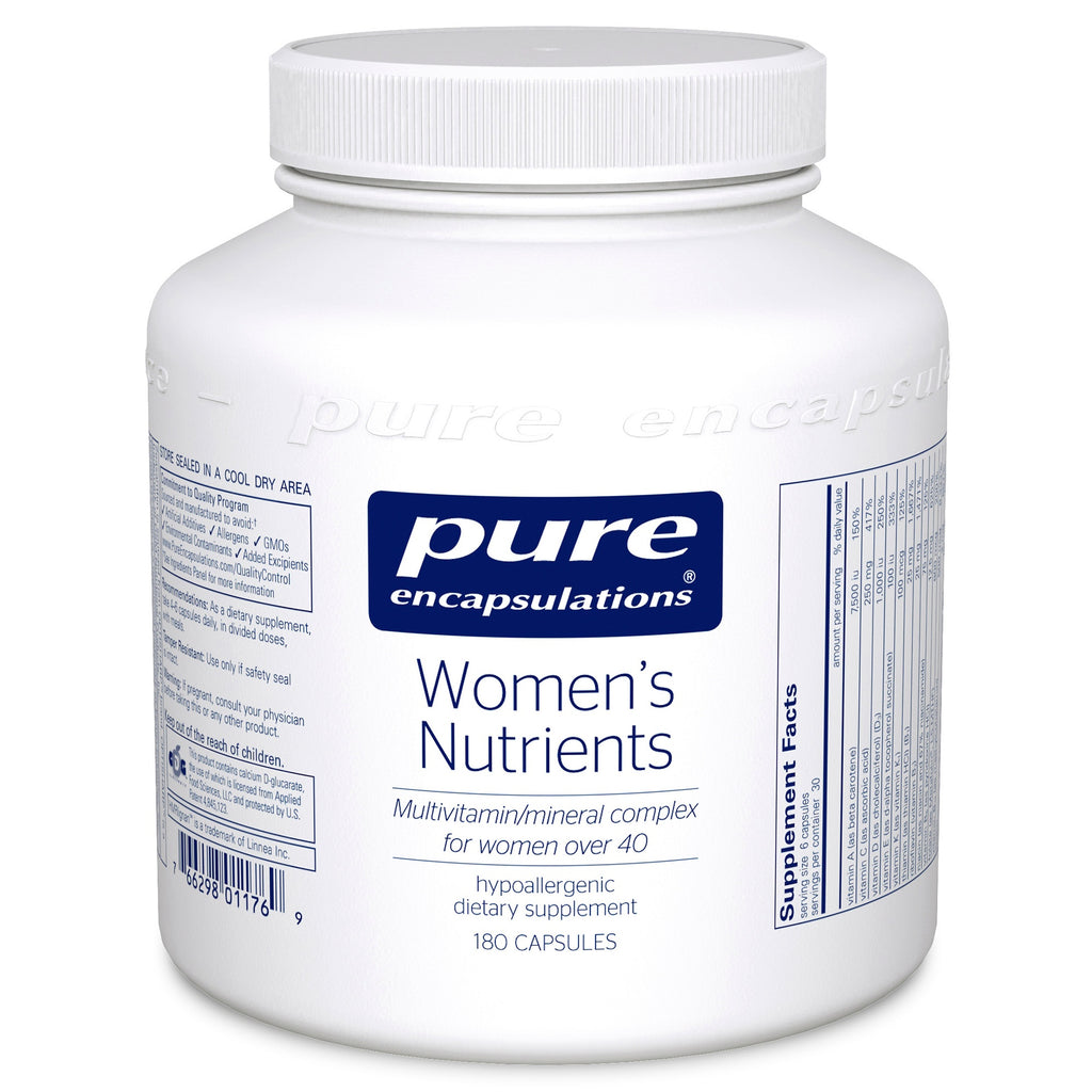 Womens Nutrients [40+]