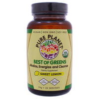 Best of Greens Organic - Sweet Lemon