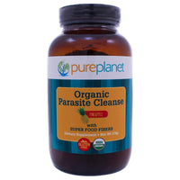 Organic Parasite Cleanse