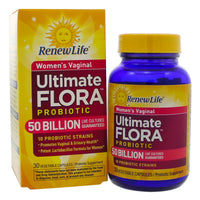 Ultimate Flora Womens Vaginal 50 Billion