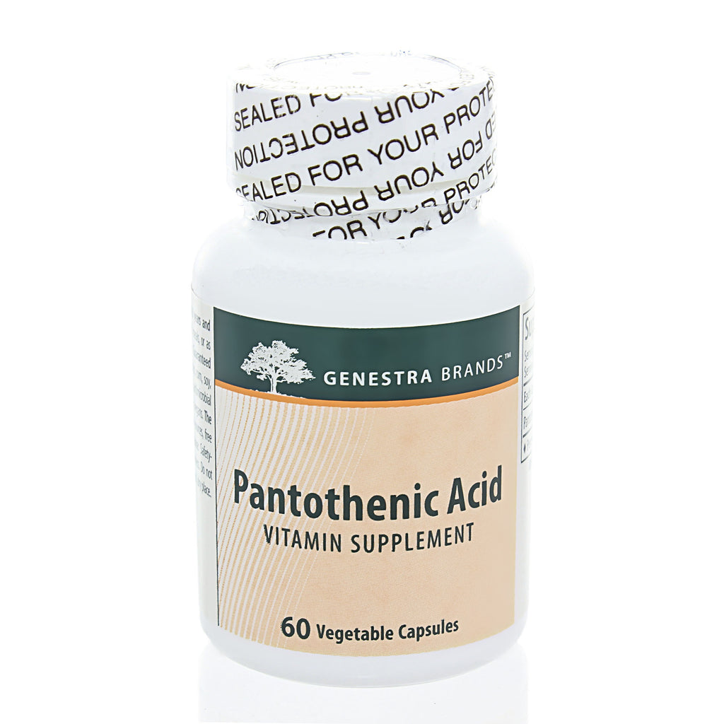 Pantothenic Acid 250mg