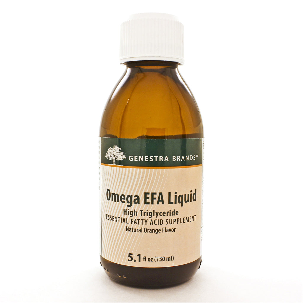 Omega EFA Liquid Natural Orange