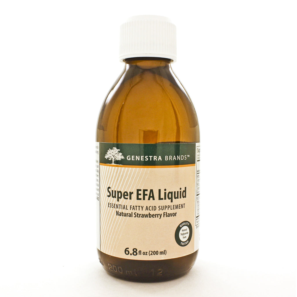 Super EFA Liquid Natural Strawberry